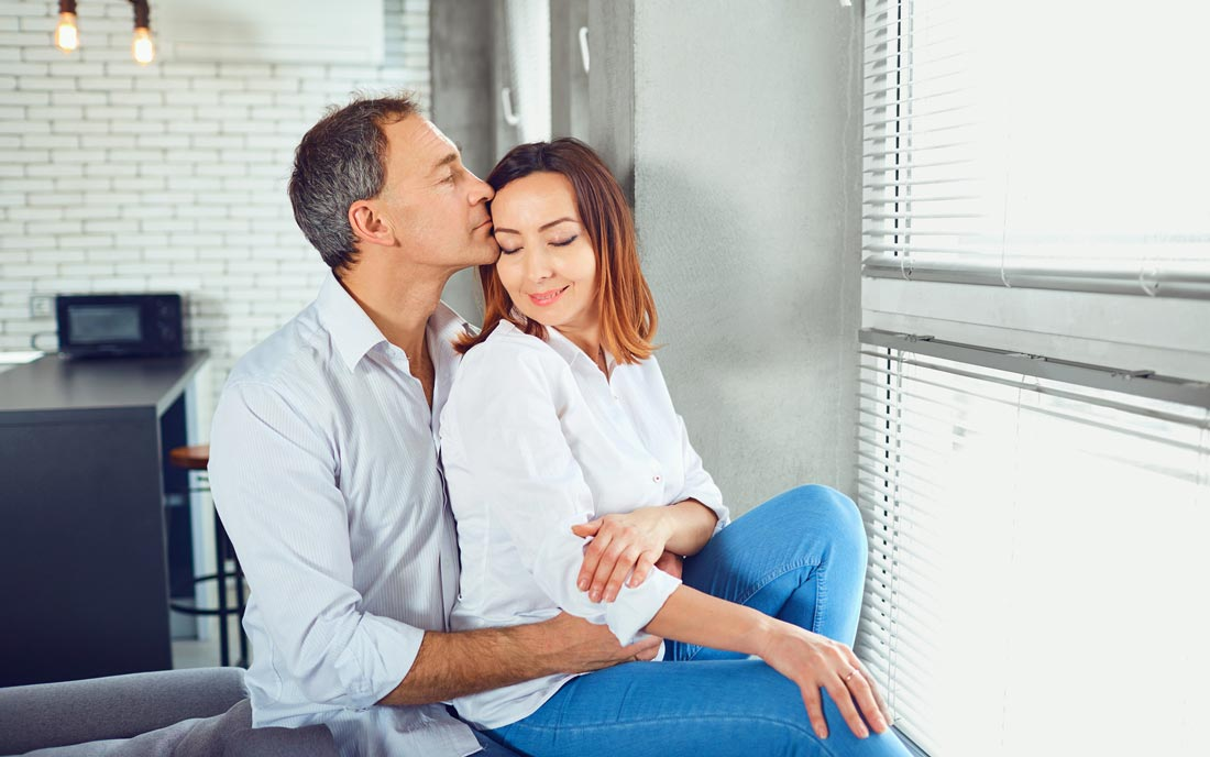How to support your husband through a midlife crisis
